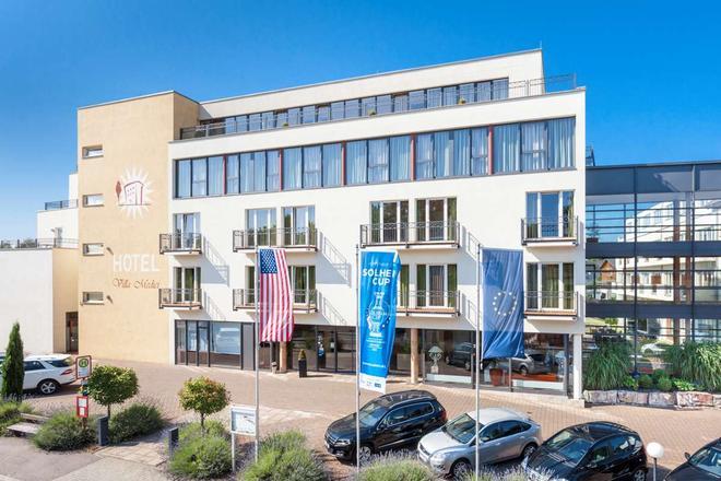 Hotel Villa Medici - Bad Schönborn - Gebäude