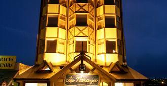Los Naranjos - Ushuaia - Toà nhà