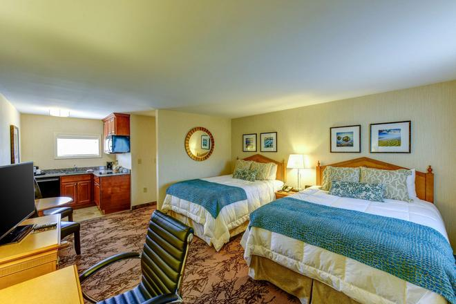 Port Inn and Suites Portsmouth Ascend Hotel Collection - Portsmouth - Κρεβατοκάμαρα