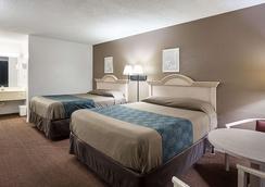 Rodeway Inn Lake City - Лейк-Сити - Спальня