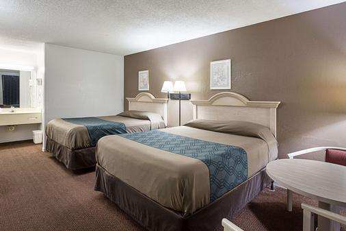湖城羅德威酒店 - 萊克城 - 湖城 - 臥室
