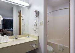 湖城羅德威酒店 - 萊克城 - 湖城 - 浴室