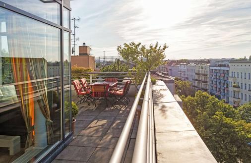 Nordic Hotel Domicil - 柏林 - 柏林 - 柏林 - 陽台