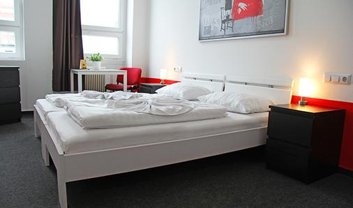 Check In Hostel - Berlin - Bedroom