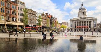 Park Plaza Nottingham - Nottingham - Vista externa