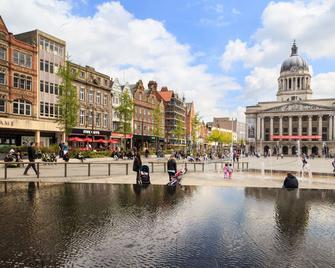 Park Plaza Nottingham - Nottingham - Θέα στην ύπαιθρο