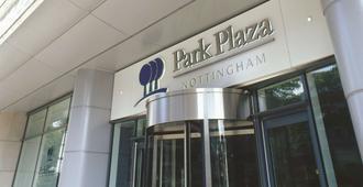 Park Plaza Nottingham - Nottingham - Rakennus