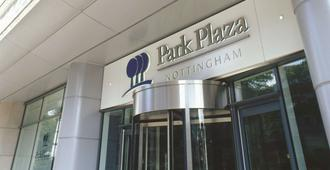 Park Plaza Nottingham - Nottingham - Bangunan
