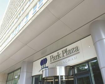 Park Plaza Nottingham - Ноттінгем - Building