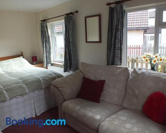 Bonna's Bed And Breakfast - Builth Wells - Bedroom