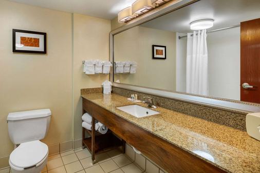 馬納薩斯戰場公園凱富套房酒店 - 馬納沙斯 - 馬納薩斯 - 浴室