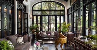 The Siam - Bangkok - Lounge