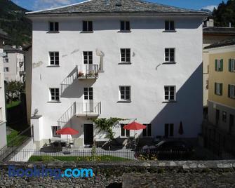Hotel Albrici - Poschiavo - Gebouw