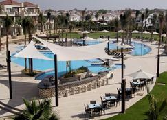 Jaz Little Venice Golf Resort - Ain Sokhna - Building