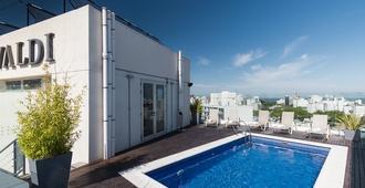 Vivaldi Hotel Loft Punta Carretas - Montevidéu - Piscina