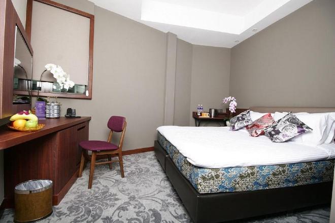 Aqueen Heritage Hotel Joo Chiat - Singapore - Bedroom