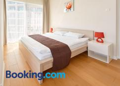 Lux Apartments Sunrior - Будва - Спальня
