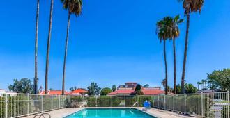 Super 8 by Wyndham Bakersfield/Central - Μπέικερσφιλντ - Πισίνα