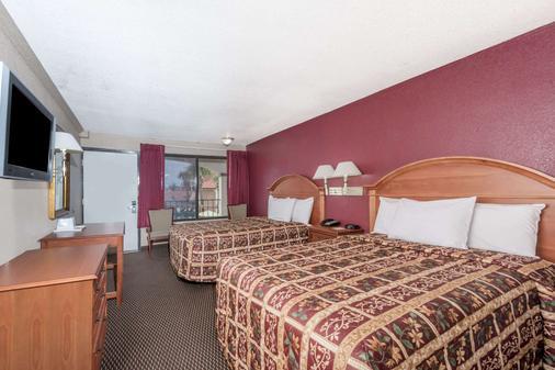 Days Inn By Wyndham San Antonio Splashtown/Att Center - Σαν Αντόνιο - Κρεβατοκάμαρα