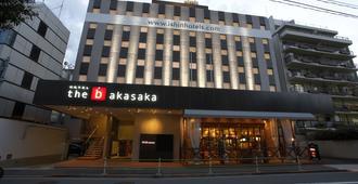 The B Tokyo Akasaka - Tokyo - Toà nhà