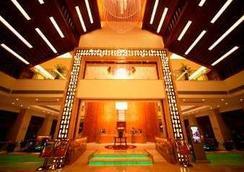 揚州華美達凱莎酒店 - 揚州 - 大廳