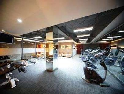 Ramada Plaza by Wyndham Yangzhou Casa - Yangzhou - Gym