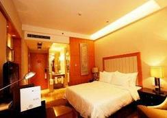 Ramada Plaza by Wyndham Yangzhou Casa - Yangzhou - Bedroom
