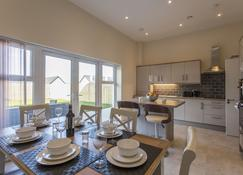 Luxurious Malahide Townhouse - Malahide - Jadalnia