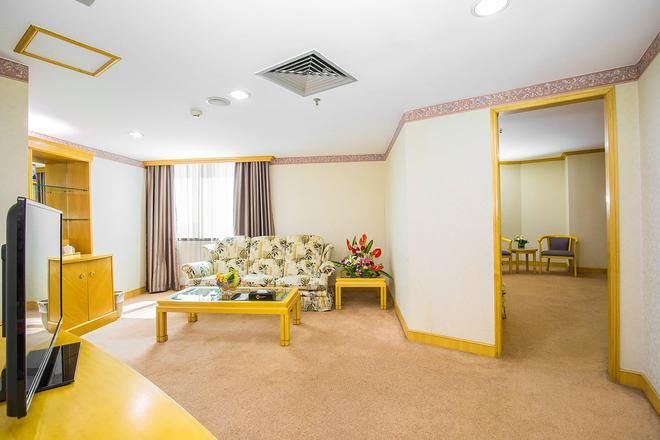 Guangzhou New Century Hotel - Guangzhou - Sala de estar