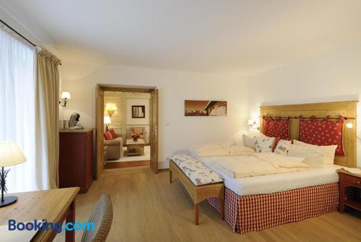 Staudacherhof - Garmisch-Partenkirchen - Bedroom