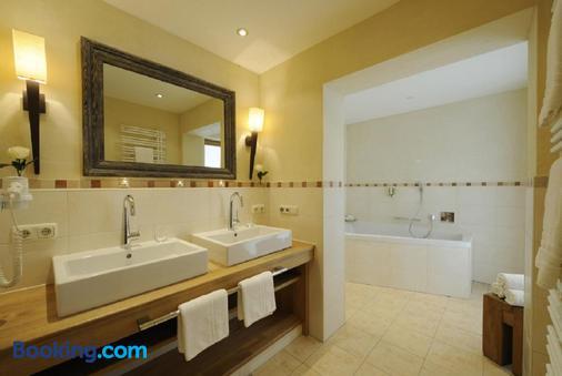 Staudacherhof - Garmisch-Partenkirchen - Bathroom