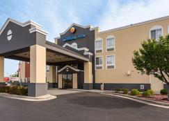 Comfort Inn Decatur Priceville - Decatur - Rakennus