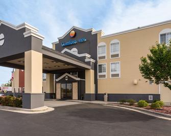 Comfort Inn Decatur Priceville - Decatur - Gebäude