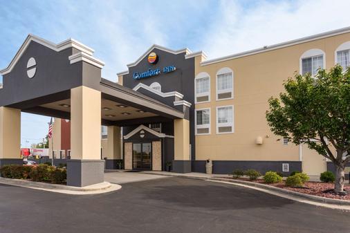 Comfort Inn Decatur Priceville - Decatur - Edificio