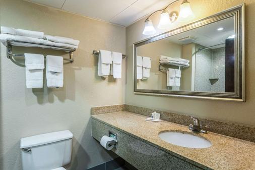 Comfort Inn Decatur Priceville - Decatur - Baño