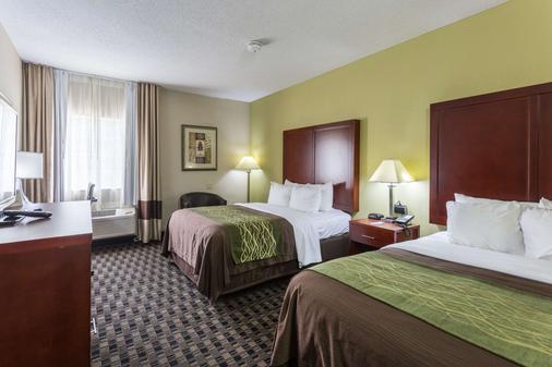 Comfort Inn Decatur Priceville - Decatur - Habitación