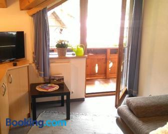 Haus Sonneck - Niederthai - Living room