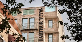 Arthur Hotel - An Atlas Boutique Hotel - Jerusalem - Gebäude