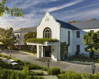 Leeu Estates - Franschhoek - Building