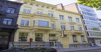 Hotel Rubenshof - Amberes - Edificio