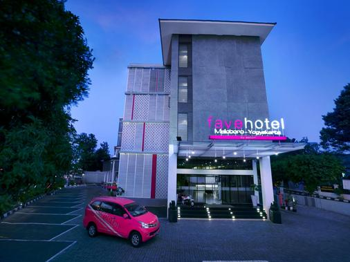 favehotel Malioboro - Yogyakarta - Yogyakarta - Building