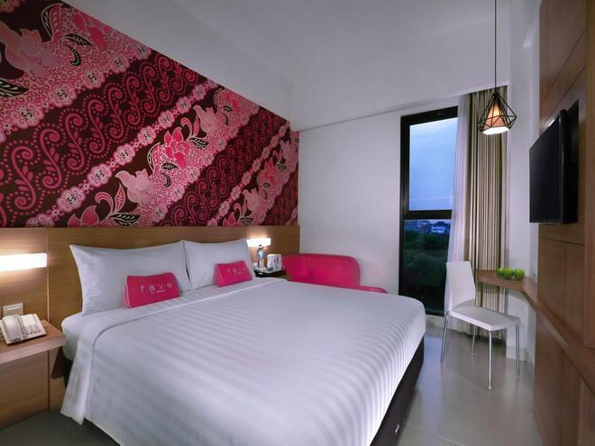 favehotel Malioboro - Yogyakarta - Yogyakarta - Bedroom