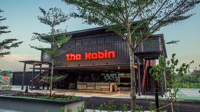 The Kabin - Jeram - Building