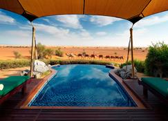 Al Maha, a Luxury Collection Desert Resort & Spa, Dubai - Margham - Pool