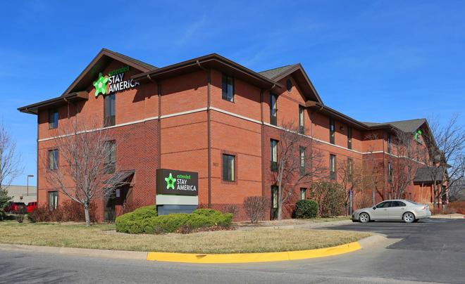 Extended Stay America - Wichita - East - Wichita - Building