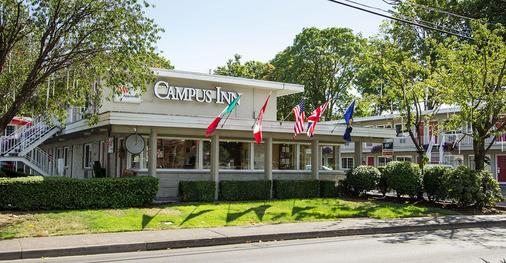 Campus Inn & Suites Eugene Downtown - Eugene - Κτίριο