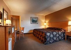 Campus Inn & Suites Eugene Downtown - Eugene - Κρεβατοκάμαρα