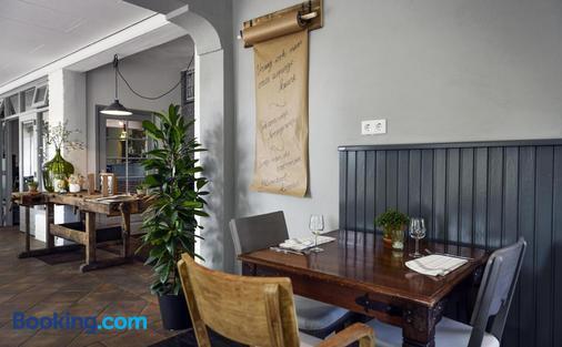 Hotel Eetcafé In d'Ouwe Peel - Helenaveen - Dining room