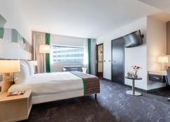 Park Inn by Radisson Leuven - Leuven - Sypialnia
