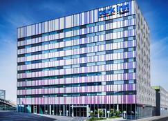 Park Inn by Radisson Leuven - Löwen - Gebäude